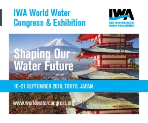IWA World Water Exhibition 2018