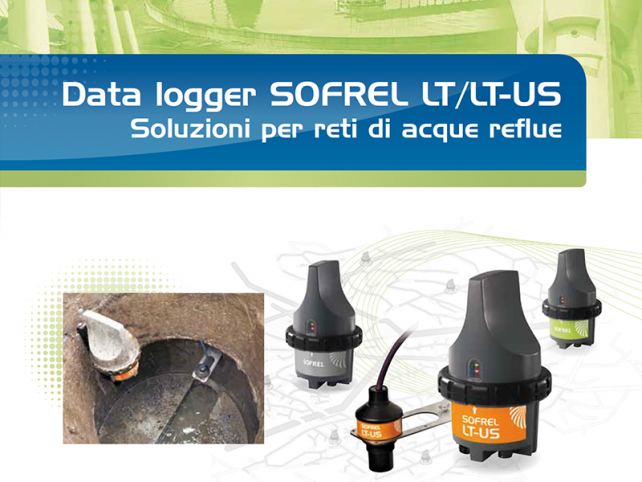 Data logger SOFREL LT e LT-US