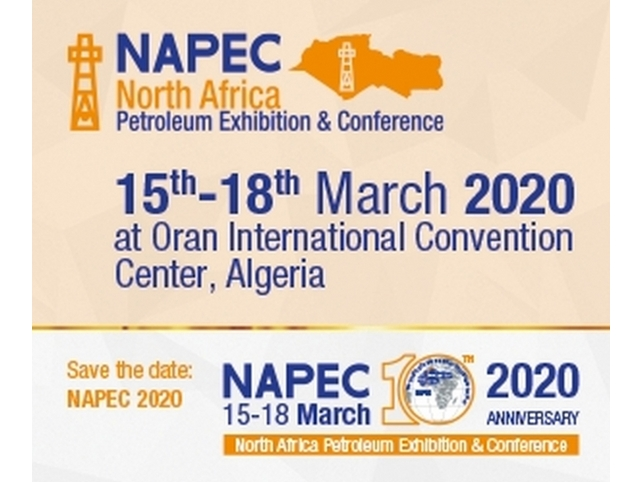 10th North Africa Petroleum Exhibition and Conference – NAPEC 2020