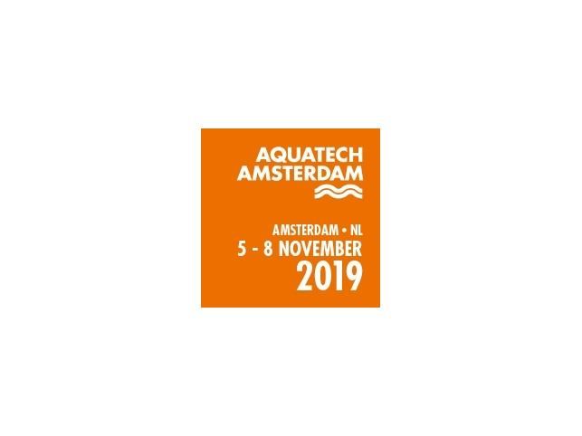 Aquatech Amsterdam 99% sold out: 1,000+ exhibitors and 25,000 water professionals expected