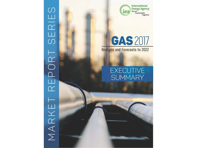 Gas 2017, Analysis and Forecasts to 2022. Il nuovo report di IEA International Energy Agency
