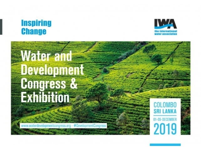 Global water experts to meet in  Sri Lanka to tackle the SDG6