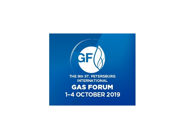 Take part in the 9th St. Petersburg International Gas Forum!